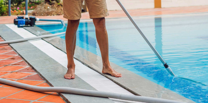 DIY Pool Cleaning and Maintenance