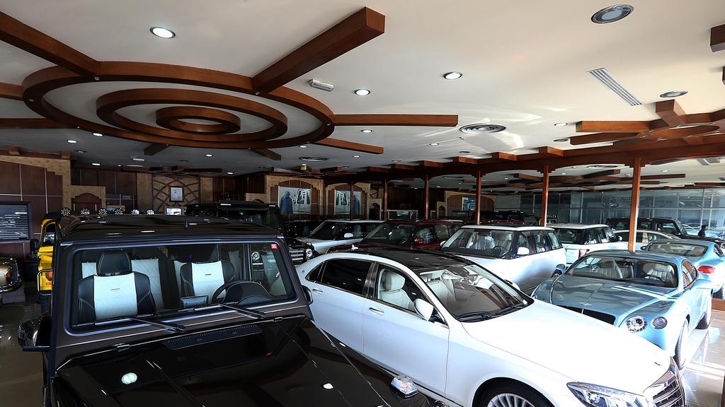 Dubai Car Sell to an Outside Dealer