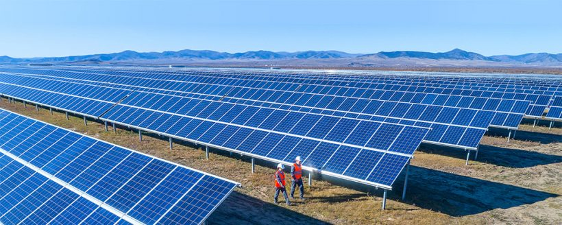 How Solar Power Is Used In Industries?