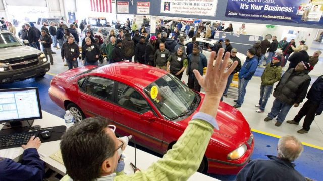 real life car auction
