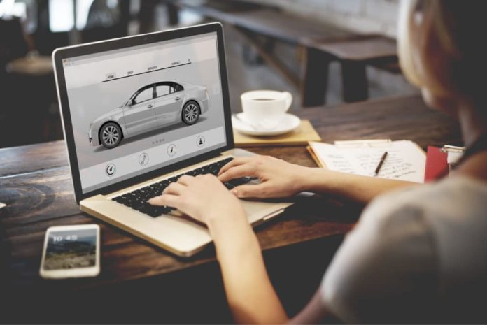 sell your car to online buyers